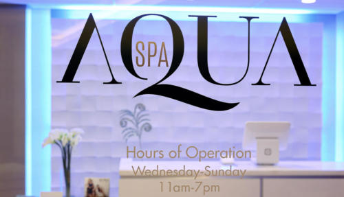 Aqua Spa - Atlantic City - FantaSea Resorts