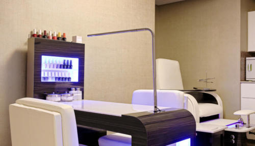 Nail Salon - Aqua Spa - Atlantic City - FantaSea Resorts