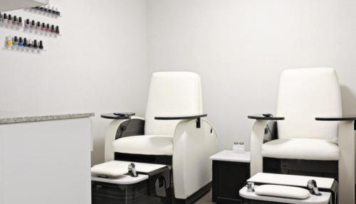 Pedicure Salon - Aqua Spa - Atlantic City - FantaSea Resorts